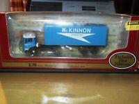 EFE Commercials 1/76 'OO' Scale A.E.C Ergo  Artic Box Van McKinnon 22102 Mint AA