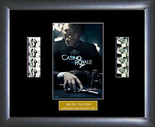 Casino Royale Film Cell - James Bond Numbered Limited Edition