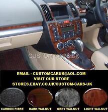 Land Rover Freelander 2 LR2 L359 2006-14 Walnut Wood Or Carbon Fibre Dash Kit