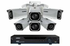 Lorex 8 channel 8 MP w/2TB HDD UHD 4K home security system 6 - 8MP 4K Cameras