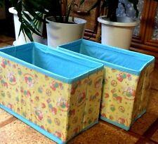 [Set of 2 ]Little Twin Stars Small Storage Box for Cars Sanrio Japan kawaii!