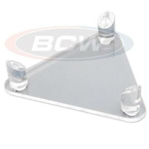 (40) BCW ACRYLIC BALL STANDS