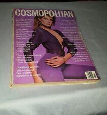 Vintage Cosmopolitan Magazine March 1979
