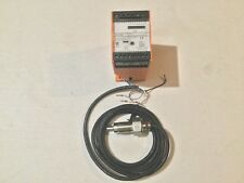IFM ELECTRONIC Efector 300 Flow Monitor VS0200 and SF3200 Flow Sensor