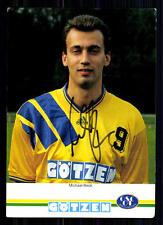 Michael Beck OSC 04 Rheinhausen Autogrammkarte Handball +A 75748
