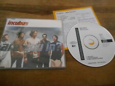 CD Pop Incubus - Are You In? (3 Song) Promo SONY EPIC IMMORTAL sc +Presskit