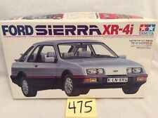 TAMIYA FORD SIERRA XR-4i SPORTS CAR MODEL KIT 2452 - 1/24 Scale   #475