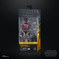 "🔥Star Wars Black Series Clone Wars #05 Mandalorian Super Commando 6"" Walmart🔥"