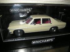 1:43 Minichamps Opel Admiral 1959 beige/cream Nr. 430046064 OVP