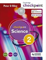 Cambridge Checkpoint Science Student's Book 2 FRISCH Riley Peter