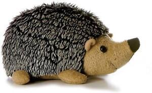 Aurora Mini Flopsies Howie Hedgehog Soft Plush Toy Children Bedtime 8 Inches