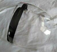 New VEGA Face Shield Visor / Anti-Scratch / 3 Snaps / CLEAR / 95-5021
