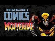 WOLVERINE Comics Digi Collection - Rare Classic Collection DVDs DL cbr