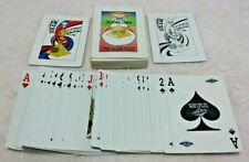 """1993 UFO Playing Cards """"The Alien Deck"""" Ebe Inc. Area 51 Flying Saucer Nevada"""