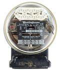 Vintage Westinghouse 5 Amp - 115-120 Volt Type OB Electric Meter
