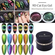BORN PRETTY 5D/9D Magnetic Cat Eye UV Gel Soak Off Nail Art Top/Base Coat Gel