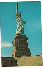 STATUE of LIBERTY  New York City NY Postcard Give me your tired, your poor...