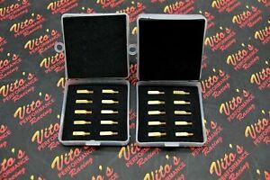 2 x VITO's Keihin MAIN HEX JET KIT 150-172 Banshee PWK 10 sizes! 170 168 165