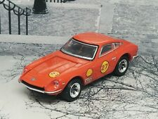 1972 72 Datsun 240Z Shell Rally 1/64 Scale Limited Diorama Diecast Model Loose