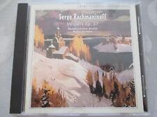 Rachmaninoff Vespers op.37 - Robin Gritton, Sotin, Kober, Rundfunkchor Berlin CD