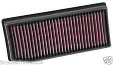 KN AIR FILTER (33-3007) REPLACEMENT HIGH FLOW FILTRATION