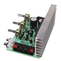 100W DX0408 DC 12V 2.0 Channel Digital Power Audio Stereo Amplifier Board