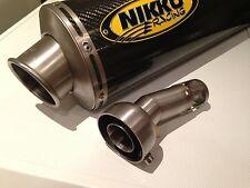 chicane db killer adaptable amovible pour pot NIKKO Racing et autre