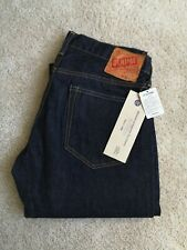 Denime japan slim xx type jeans low rise (evisu,flat head,samurai,momotaro)