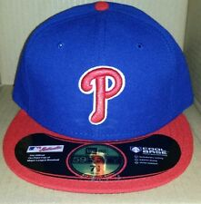 NWT NEW ERA Philadelphia Phillies 59FIFTY size 7 1/2 fitted baseball cap hat mlb
