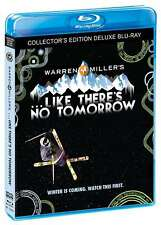 New: WARREN MILLER - Like There's No Tomorrow (Collector's Edition) Blu-ray