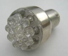 LED Glühlampe Ersatz 12V 21/5 W Speziallampe Rück-/Bremslicht weiß 2 Kontakte