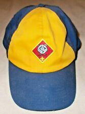 Bsa Boy Scouts Wolf Cap Hat Size M/L