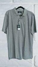 Psycho Bunny Men's Classic Polo Gray Pima Cotton  Brand New Size 8 / XXL