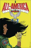 All-America Comix One-Shot (2020 Image Comics) First Print Nguyen Cover