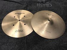 """Zildjian 14""""  Quick beat hi-hats Cymbals hi hat hihat"""