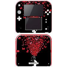Vinyl Skin Decal Cover for Nintendo 2DS - The Love Gun
