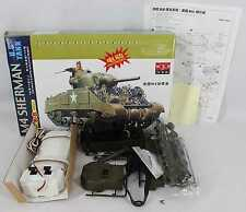 Wasan WSN 1999 #05502 NO. 02 Motorized BB-Tank Series M4 Sherman OPEN BOX NEW
