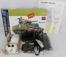 Wasan WSN 1999 #05502 NO. 02 Motorized BB-Tank Series M4 Sherman OPEN BOX NEW