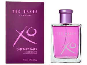 Ted Baker XO EXTRAORDINARY FOR WOMEN Eau de Toilette 100ml
