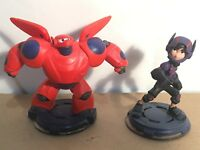 Baymax Hiro Big Hero 6 Disney Infinity 2.0 3.0 PS3 PS4 Xbox 360 Xbox One Wii U