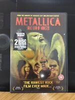 METALLICA SOME KIND OF MONSTER 2 DISC DVD NEW SEALED 7 HOURS BONUS MATERIAL