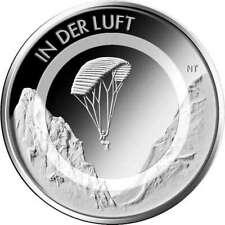 """10 Euro  BRD - """"In der Luft"""" - Stempelglanz- Deutschland 2019 - Stempelglanz ST"""