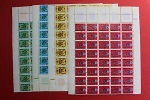 LAOS STAMP 1973 POSTAGE DU SNAKE NAGA  BLOCK  40 USED