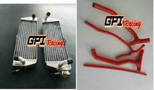 HUSQVARNA TE610 1992-2000;TE570 2001-2004;TE410 1995-2001 Aluminum radiator