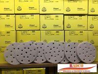 "150mm 6"" Sanding Discs Sandpaper KLINGSPOR Premium Soft Backing FESTOOL Rotex"