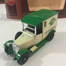 Matchbox Models of Yesteryear Y5 1927 Talbot Van Rose's Lime Juice Minty MOY MIB