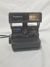 Vintage Polaroid One Step Close Up 600 Película Cámara