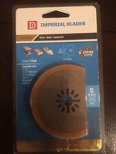 Imperial Blades 5Mmt410 Storm Hss Segment Blade