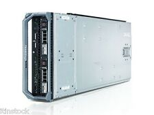 DELL PowerEdge M600 Blade Server Xeon 8 Core 2x Quad Core E5450 3.0GHz 16GB di RAM