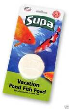Supa Pond Vacation Fish Food 2 Week Holiday Block